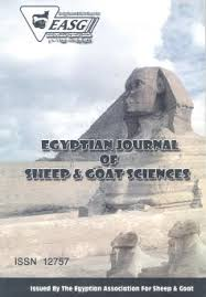 Egyptian Journal of Sheep and Goats Sciences